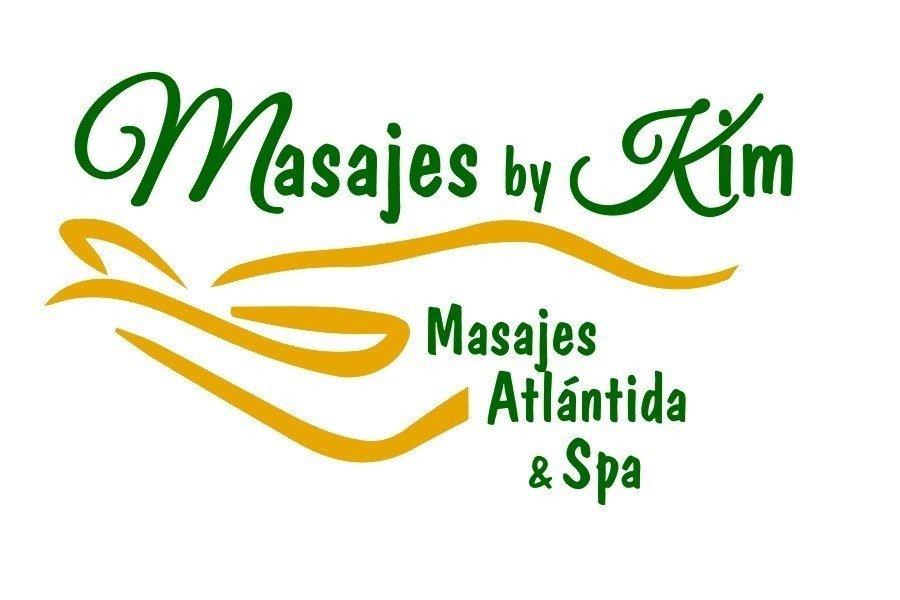 Masajes by Kim Logo